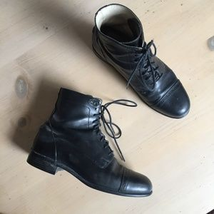Ariat Heritage Lace Up Lacer Paddock Boot Men's 8